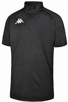 Kappa Monterosso Tee SS męski t-shirt XXXL czarny
