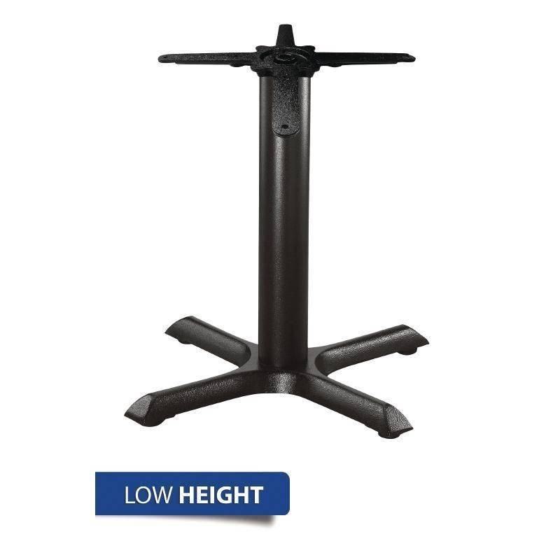 Żeliwna podstawa do stołu 39,5x(H)48cm