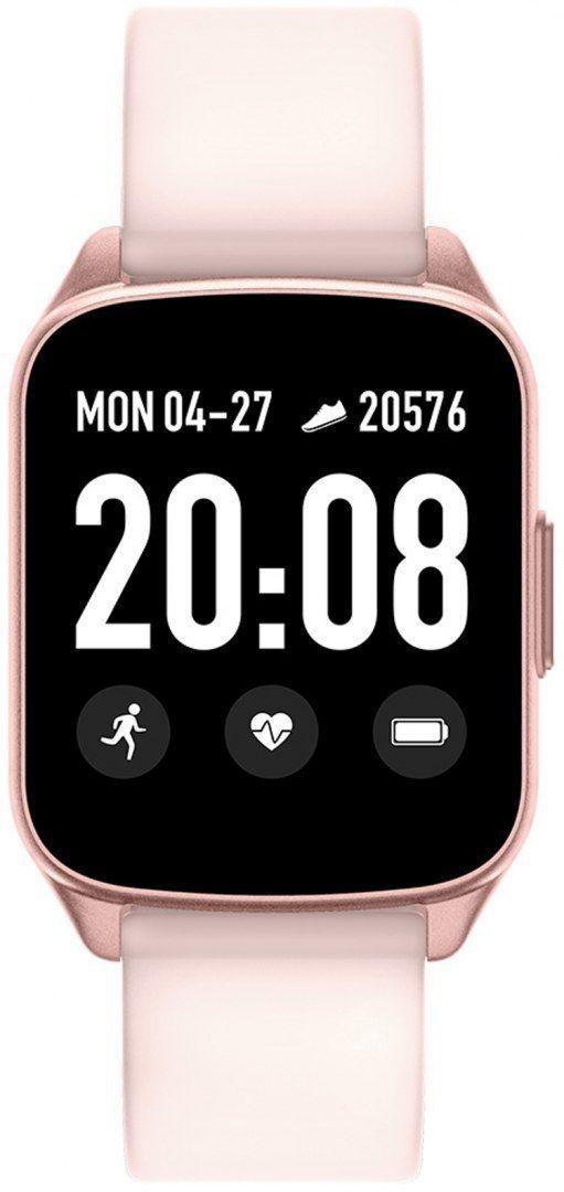Zegarek SMARTWATCH RUBICON RNCE42 - Różowy