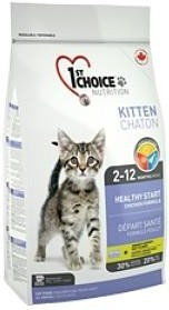 1st Choice Cat Kitten Growth 5,44kg