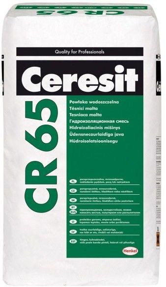 Zaprawa uszczelniająca Ceresit CR65 25 kg