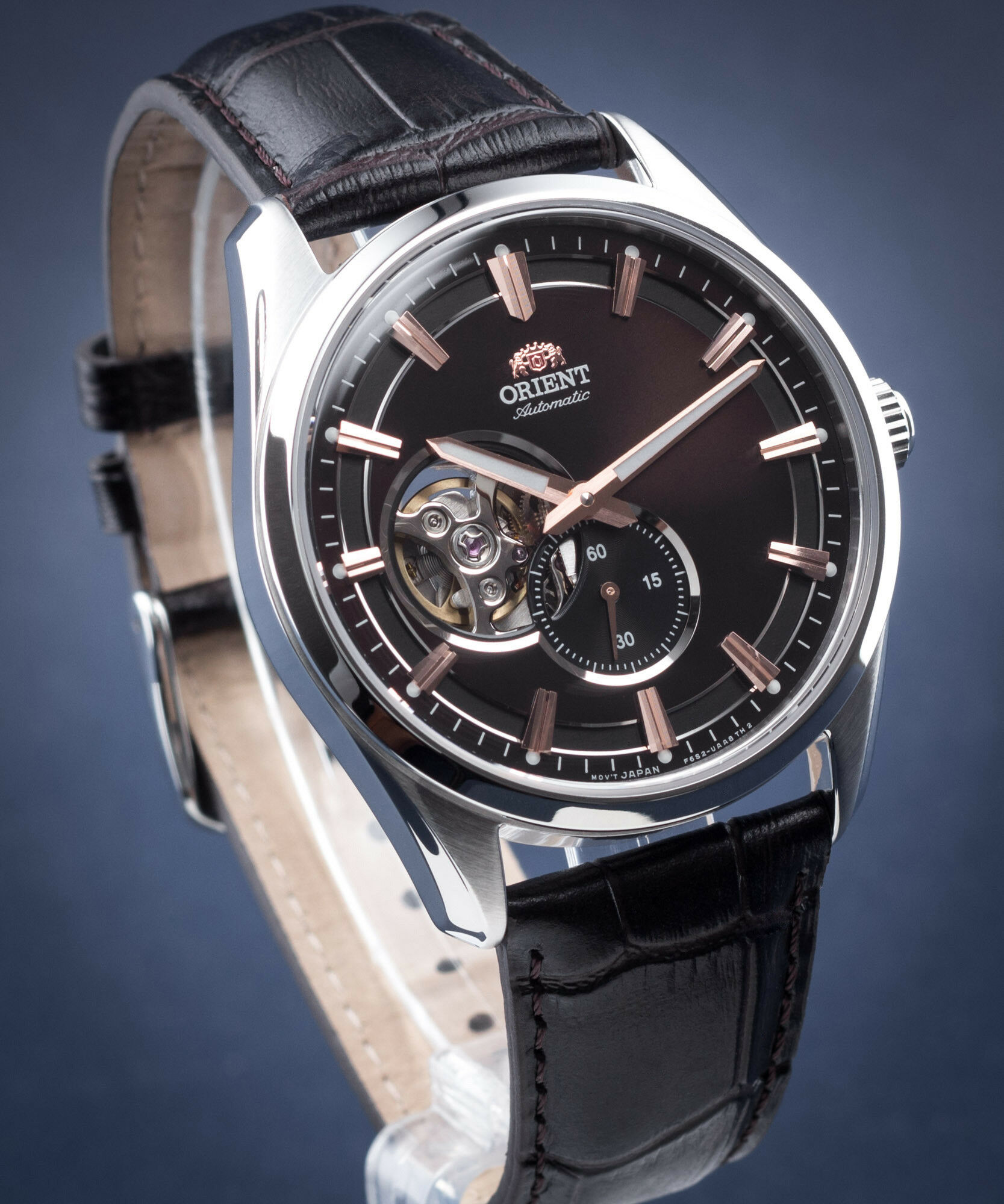 Zegarek Orient RA-AR0005Y10B Contemporary Mechanical Automatic - CENA DO NEGOCJACJI - DOSTAWA DHL GRATIS, KUPUJ BEZ RYZYKA - 100 dni na zwrot, możliwość wygrawerowania dowolnego tekstu.