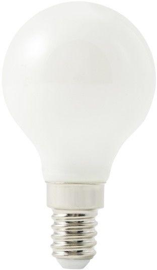 Żarówka LED Diall G45 E14 2,7 W 250 lm mleczna barwa neutralna