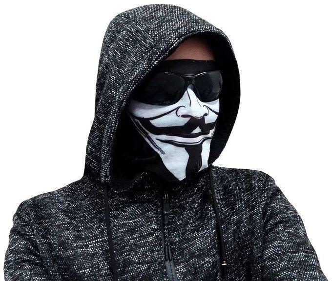 Maska komin Protest 1szt TZ-MKPR