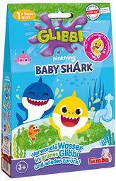 Simba 105953399 Glibbi Baby Shark, 2 sztuki