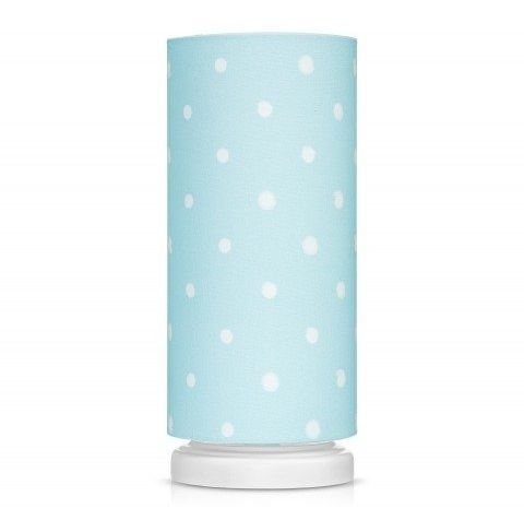 Lampka nocna ze ściemniaczem - lovely dots mint