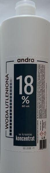 ANDRA woda utleniona oxydant krem 18% 1000ml