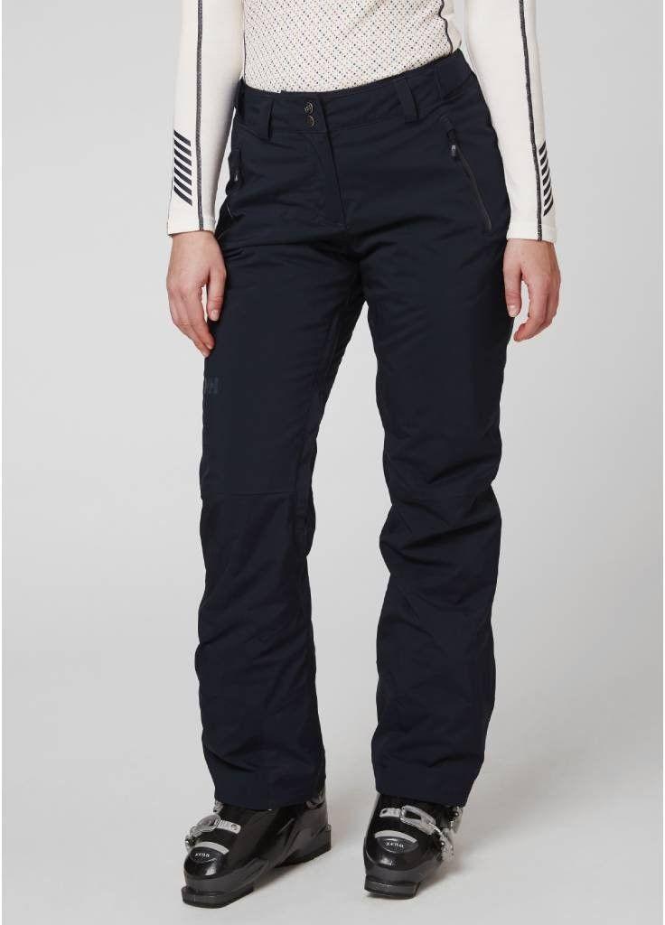 Damskie spodnie narciarskie Helly Hansen Legendary Insulated navy