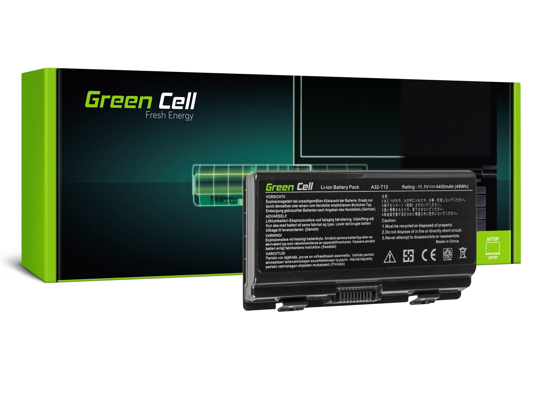 Bateria Green Cell A32-X51 A32-T12 do Asus X51 X51RL X51L X58L X51R X51H X58
