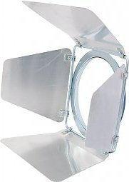 Skrzydełka kadrujące do reflektora Eurolite Barn doors PAR-56, silver