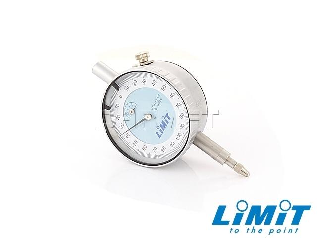 Czujnik zegarowy mikronowy 0 - 1 mm / 0,001mm - Limit 119120103