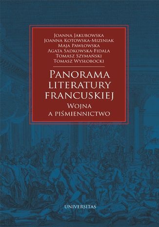 Panorama literatury francuskiej - Ebook.