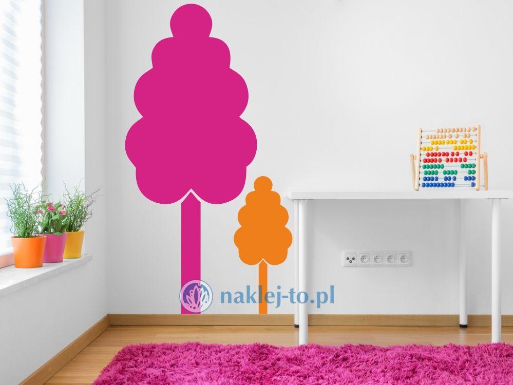 Drzewo 6 naklejka