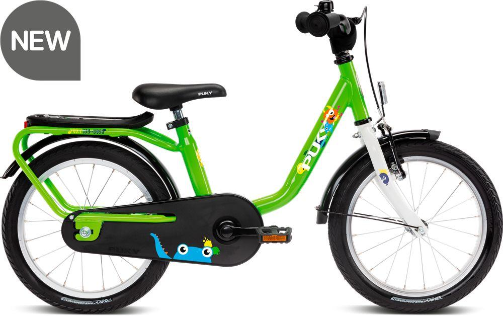 Puky rower STAL Steel 16 kiwi 4116
