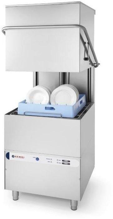 Zmywarka kapturowa do naczyń 50x50 - sterowanie elektromechaniczne HENDI 230312 230312