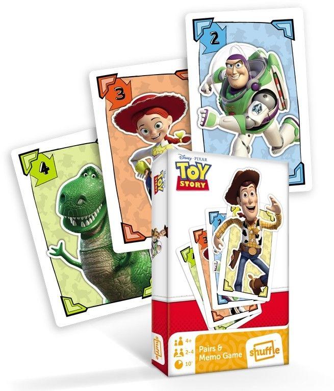 Karty do Gry w Piotrusia Cartamundi Toy Story
