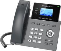 GRP2603P Telefon VoIP, 6 kont SIP, port GB, POE - Grandstream