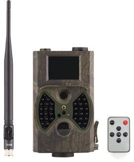 INNY Fotopułapka, kamera leśna HC300M 12MPX, GSM, MMS, 1080p, diody nocne 20m (ELT-15436)