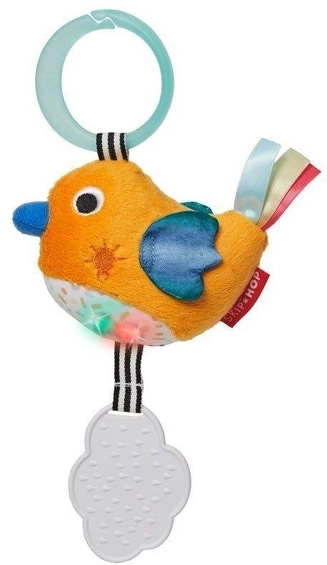 Skip hop zawieszka do wózka ptaszek wesołe podwórko