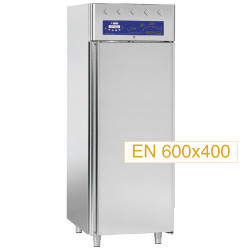 Szafa garownicza 1-drzwiowa 20x EN 600x400 650 W 230V -20  +35  770x820x(H)2025mm