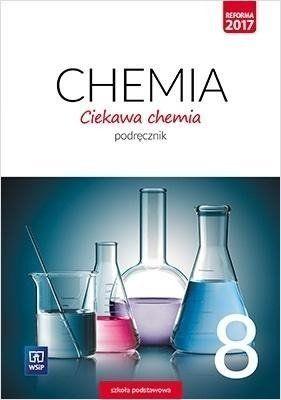 Chemia SP 8 Ciekawa chemia Podr. WSiP - Hanna Gulińska, Janina Smolińska