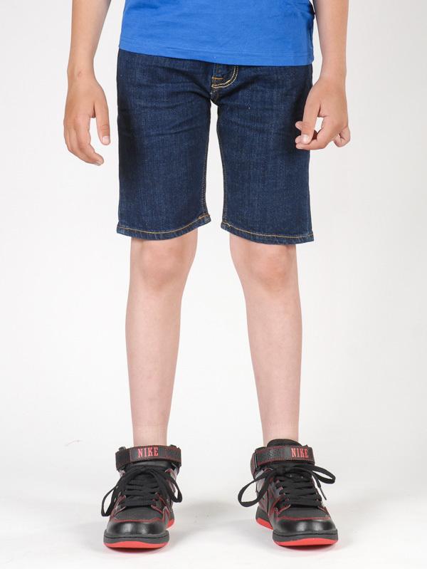 Quiksilver DISTORSION BSNW dziecięce spodenki jeansowe - 23/10S
