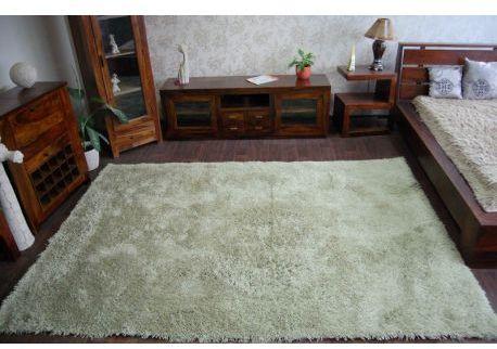 Dywan SHAGGY HOLLAND zieleń 66x130 cm