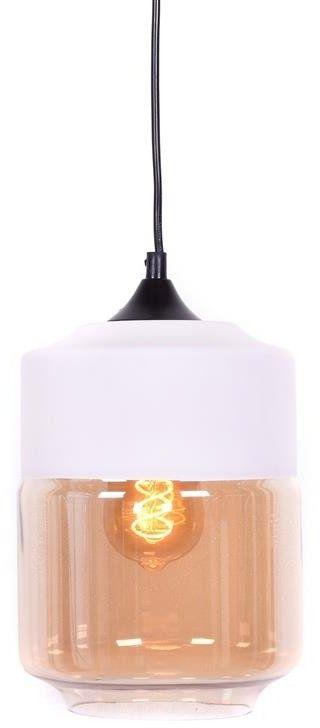 Lumina Deco Astila loftowa industrialna biała lampa wisząca