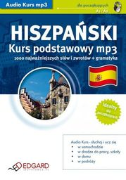 Hiszpański Kurs podstawowy - Audiobook.