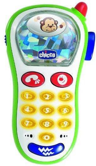 CHICCO Telefon zrób selfie PL/EN