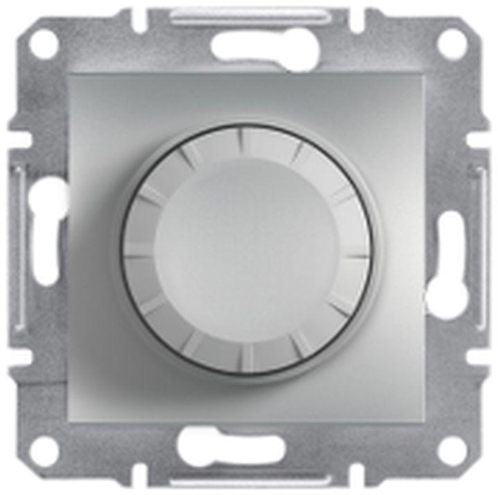 ASFORA Ściemniacz RC (łacznik schod.) bez ramki aluminium EPH6600161