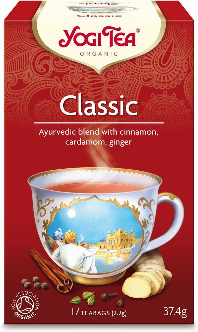Herbatka Klasyczna Classic BIO 37g - Yogi Tea