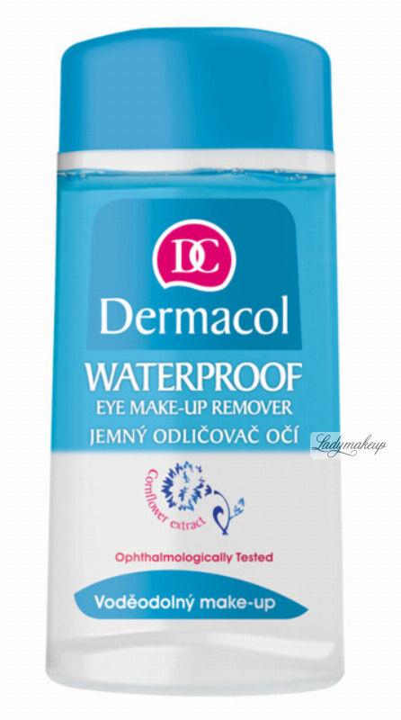Dermacol - WATERPROOF - EYE MAKE-UP REMOVER - Dwufazowy płyn do demakijażu