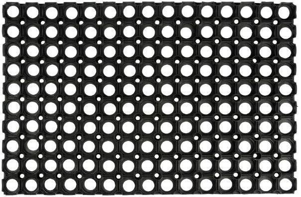 Wycieraczka gumowa zewnętrzna / wewnętrzna 40x60 Wycieraczka ażurowa, Gumowa mata