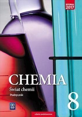 Chemia SP 8 Świat chemii Podr. WSiP - Anna Warchoł, Dorota Lewandowska, Andrzej Danel,