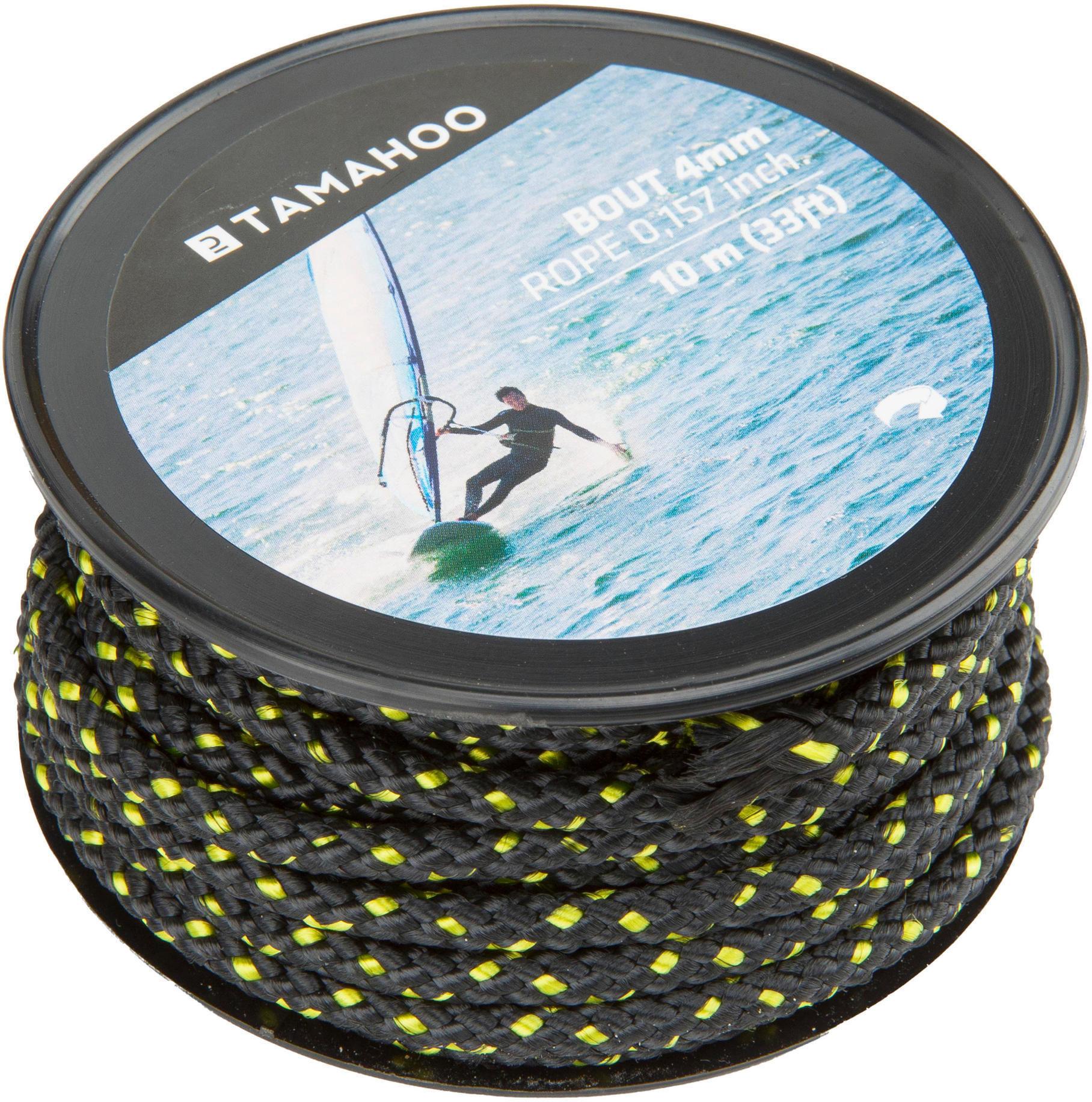 Szpula linki do windsurfingu do taklowania i bomu 10 M x 4 MM
