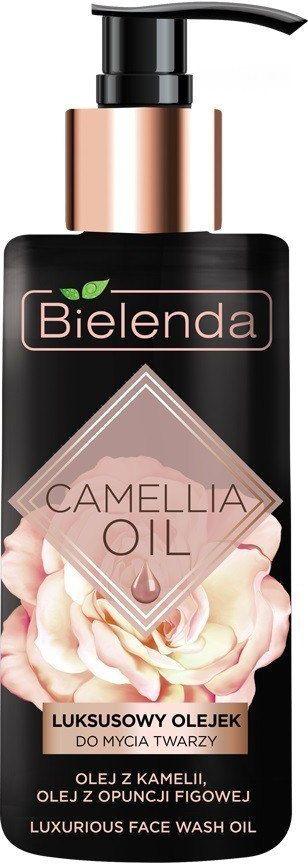 Bielenda Bielenda Camellia Oil Luksusowy Olejek do mycia twarzy 140ml