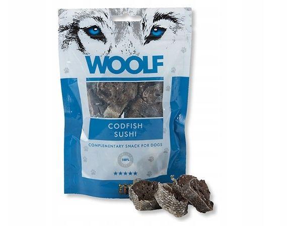 WOOLF - Przysmak fish sushi 100g