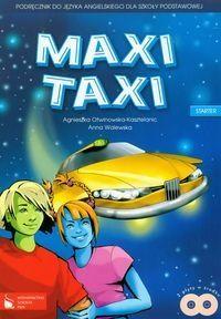 Maxi Taxi Starter Podręcznik do języka angielskiego z płytą CD