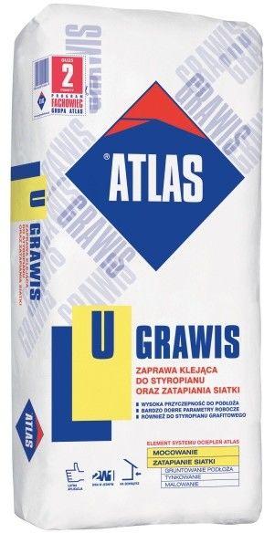 Klej do siatki Atlas Grawis U 25 kg