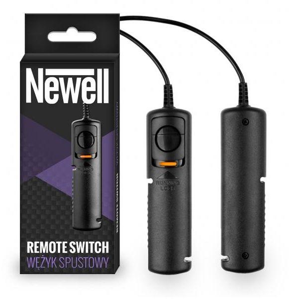 Newell RS3-C1 - wężyk spustowy do Canon / zamiennik RS-60E3 Newell RS3-C1 / Canon