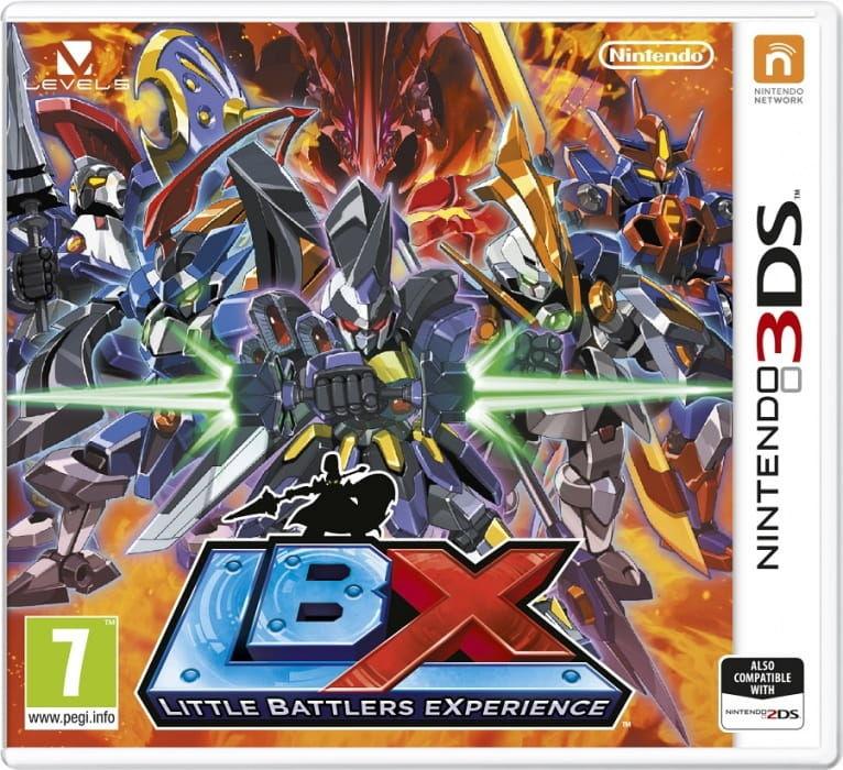 Gra Little Battlers Experience (Nintendo 3DS)
