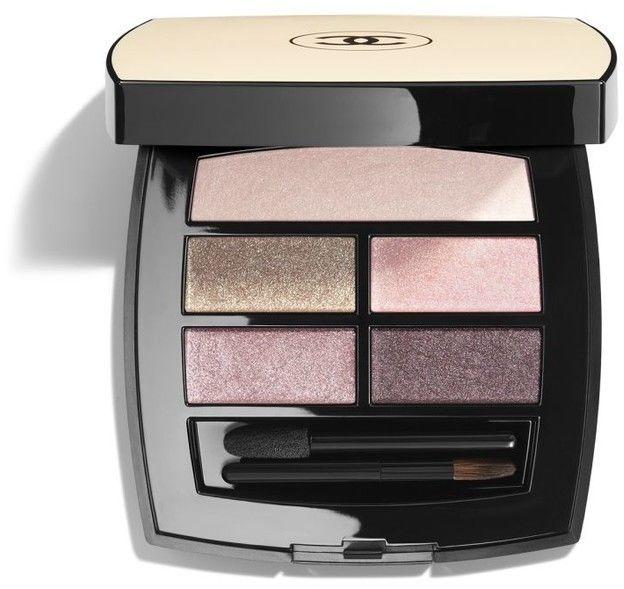 Chanel Les Beiges paleta cieni do powiek Light 4,5 g