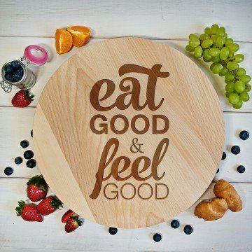 Eat good - Deska obrotowa
