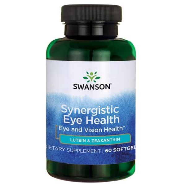 Synergistic Eye Health Lutein & Zeaxanthin 60softgels