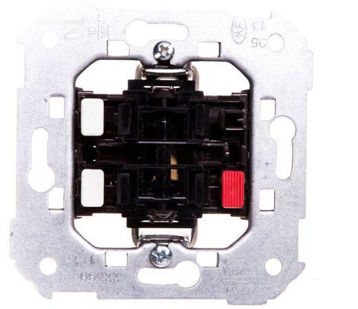 Simon 82 Łącznik podwójny zwierny mechanizm 75399-39