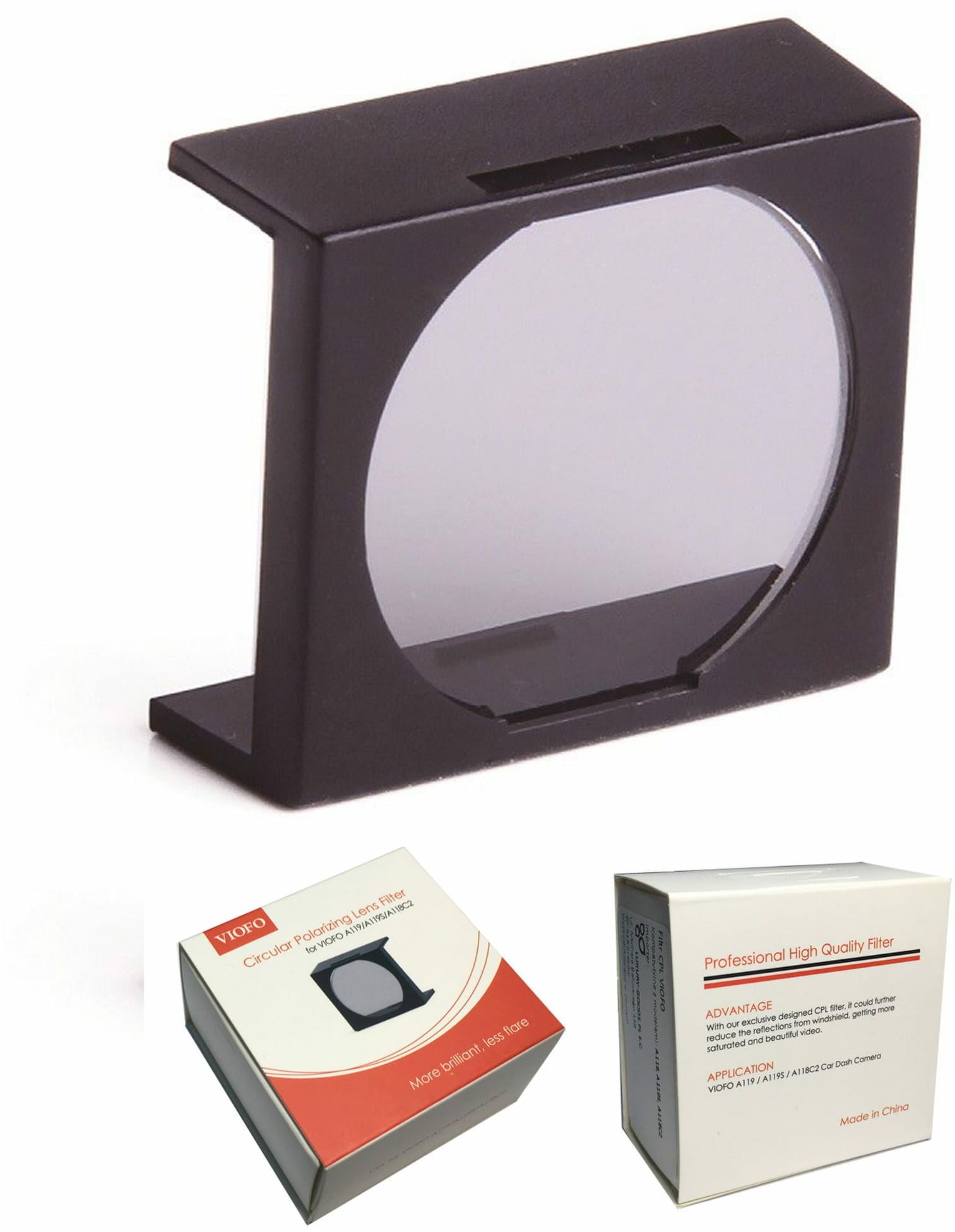 Filtr polaryzacyjny CPL VIOFO seria A119x