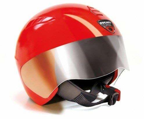 Peg Perego IGCS0707 kask Ducati, tworzywo sztuczne, czerwony