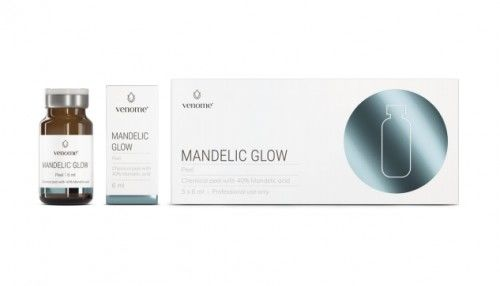 Venome Peel Mandelic Glow 40% 6ml