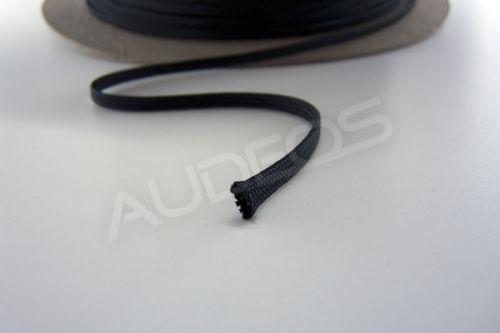 "Oplot nylonowy Techflex Nylon Multifilament 3.2mm (1/8"") czarny"